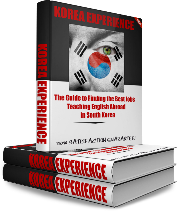 Korea Experience eBook Cover